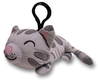 Big Bang Theory - Soft Kitty Backpack Clip