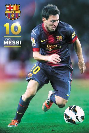 Barcelona Messi 2012-2013