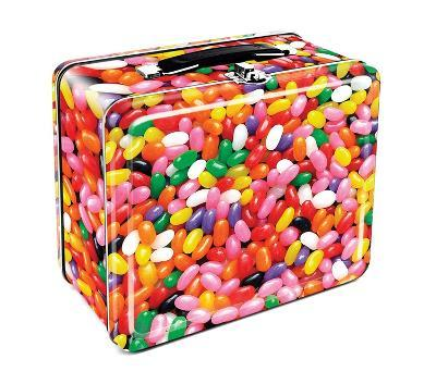 Jelly Beans Tin Lunch Box
