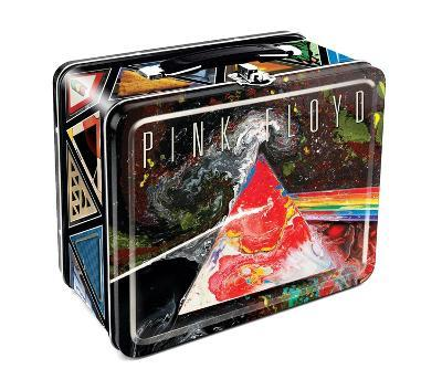 Pink Floyd 40th Anniversary Embossed Tin Lunch Box