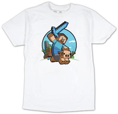 Minecraft - Pig Riding