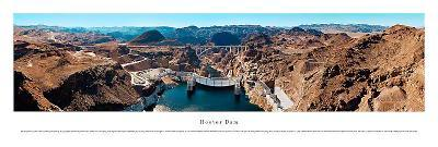 Hoover Dam - Looking Downstream