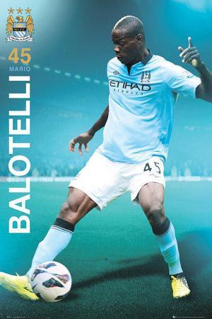 Mario Balotelli - Manchester City FC