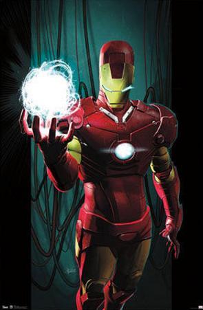 Iron Man - Energy Comic