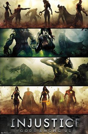 Injustice: Gods Among Us - Banners