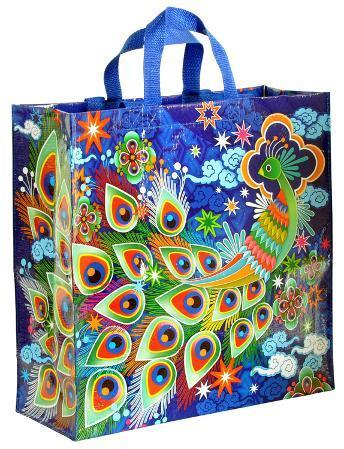 Peacock Shopper