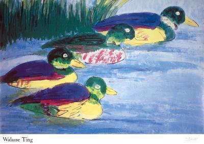 Four Ducks