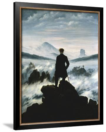 The Wanderer Above the Sea of Fog, c.1818