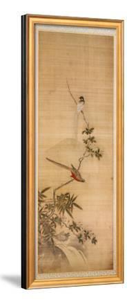 Birds on a Plum Blossom
