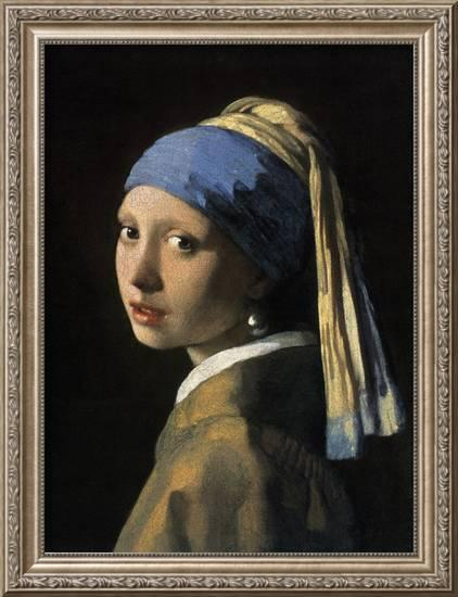 0b775921cc4 Girl with a Pearl Earring Posters by Johannes Vermeer at AllPosters.com