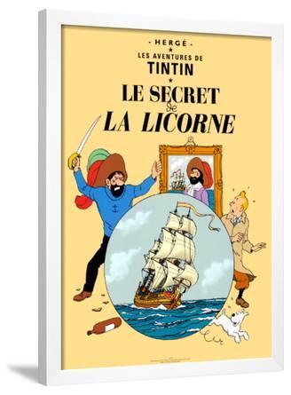 Le Secret de la Licorne, c.1943