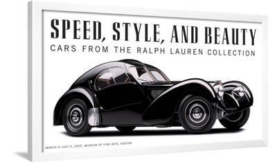 Speed, Style and Beauty