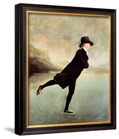 Reverend Robert Walker Skating on Duddin