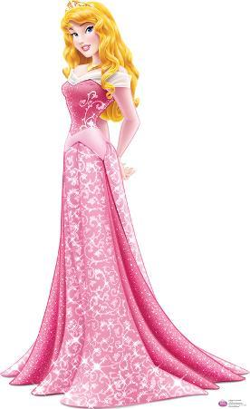 Aurora Royal Debut - Disney Lifesize Standup