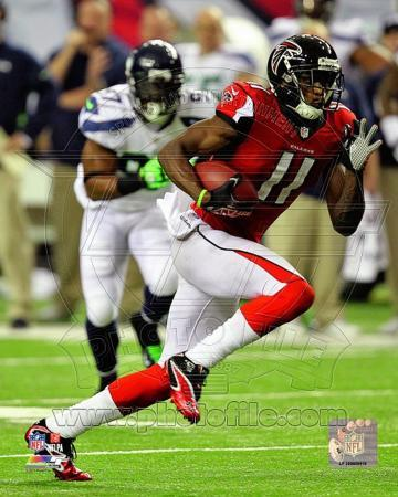 Julio Jones 2012 NFC Divisional Playoff Action