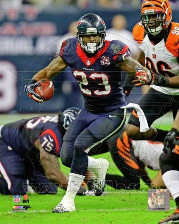 Arian Foster 2012 Playoff Action