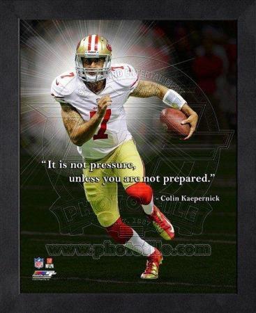 Colin Kaepernick, San Francisco 49ers ProQuote