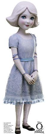 China Girl - Disney's Oz the Great and Powerful Lifesize Standup