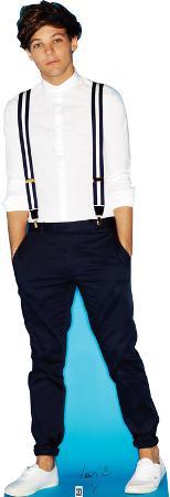 Louis - 1 Direction Lifesize Standup