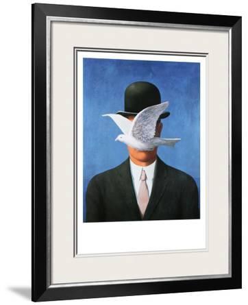 L'Homme au Chapeau Melon, c.1964