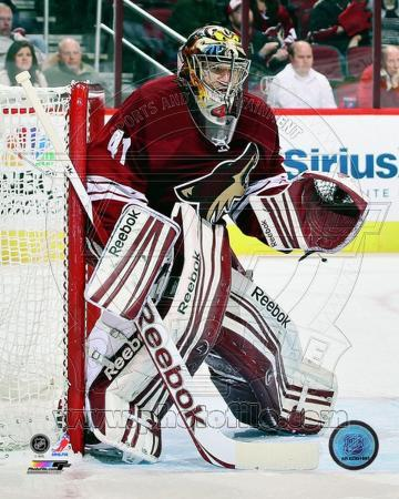 Mike Smith 2012-13 Action