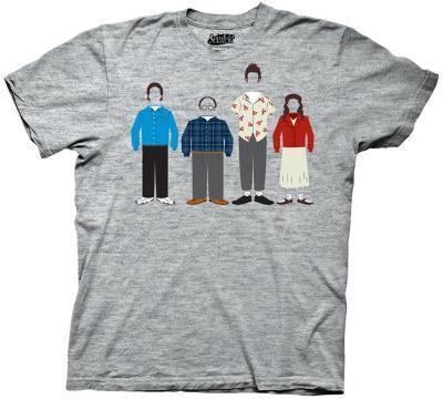 Seinfeld - Cast Outline