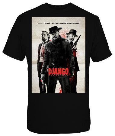 Django Unchained - Life, Liberty Poster