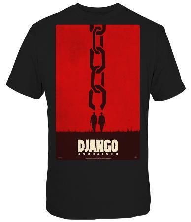 Django Unchained - Poster Men