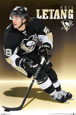 Kris Letang - Pittsburgh Penguins