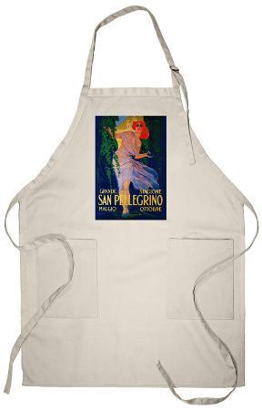 San Pellegrino Vintage - Europe Apron