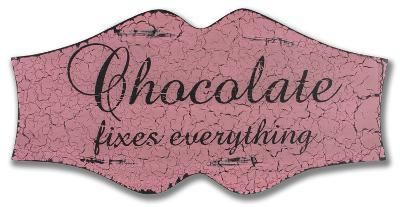 Chocolate Fixes Everything