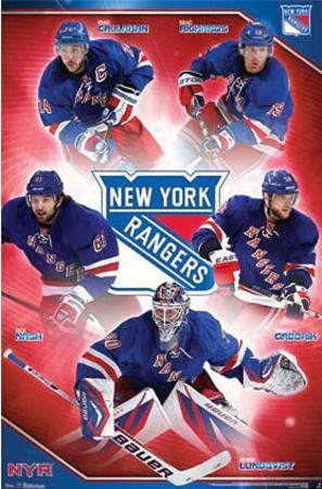 New York Rangers 2013 Group