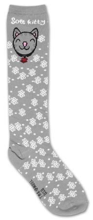 Big Bang Theory - Soft Kitty Knee High Socks