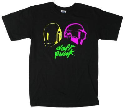 Daft Punk - Neon Heroes
