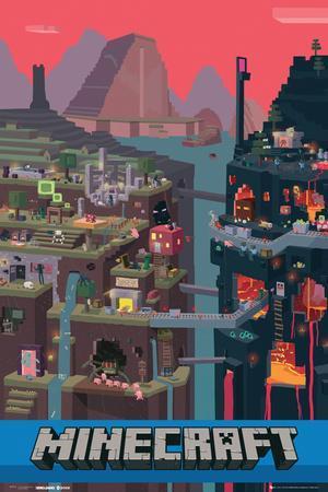 Minecraft- World
