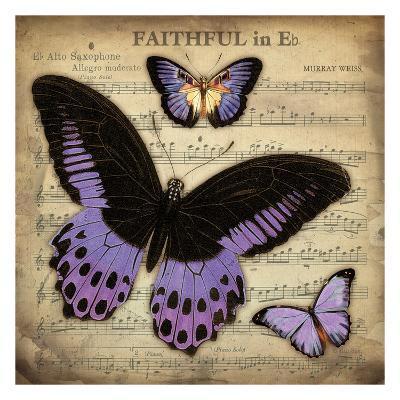 Musical Butterflies 3