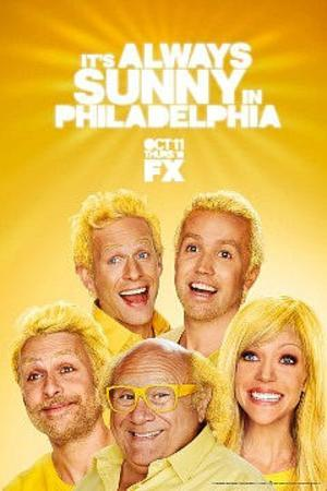 It's Always Sunny in Philadelphia - Yellow