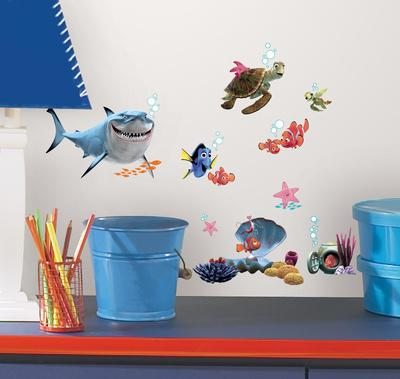 Finding Nemo Peel & Stick Wall Decals