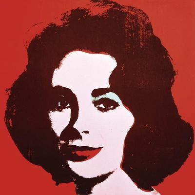 Liz, 1963 (Red)