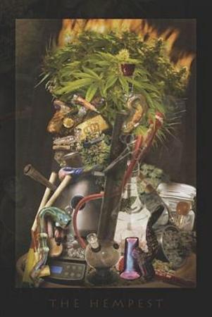 The Hempest Marijuana Pot