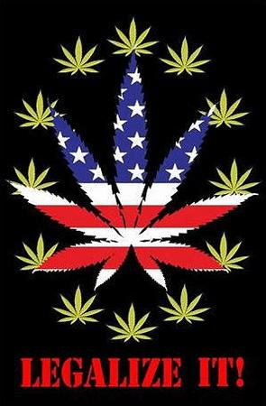 Legalize It! Pot Marijuana