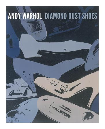 Diamond Dust Shoes, 1980-1 (Blue-Grey)