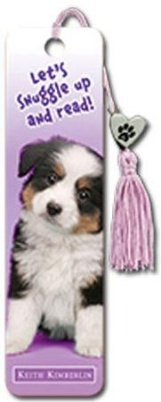 Keith Kimberlin - Snuggle Puppy Beaded Bookmark