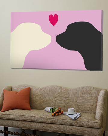 Pink Puppy Love