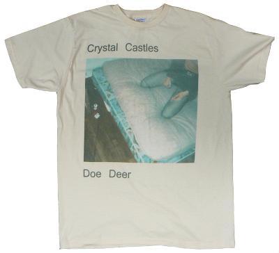 Crystal Castles - Doe Deer (Slim Fit)