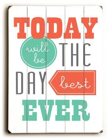 Today will be