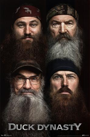 Duck Dynasty Beards