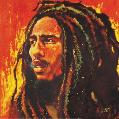 Stephen Fishwick- Bob Marley