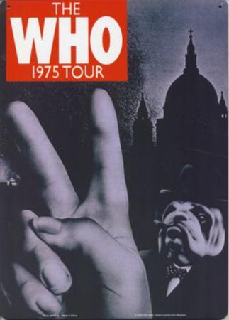 The Who 1975 Tour