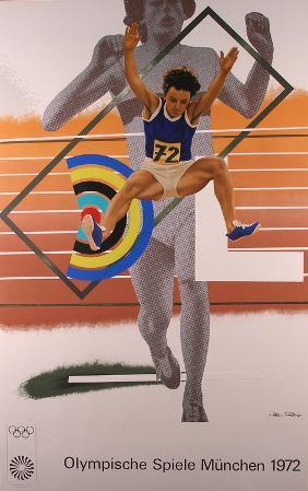 1972 Olympic Art (Series 2)